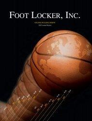 2005 - Foot Locker, Inc.