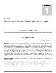Revista Eletrônica Manauara de Administração e Ciências Contábeis