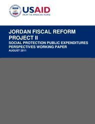 Social Protection Public Expenditure Perspective Working ... - Frp2.org