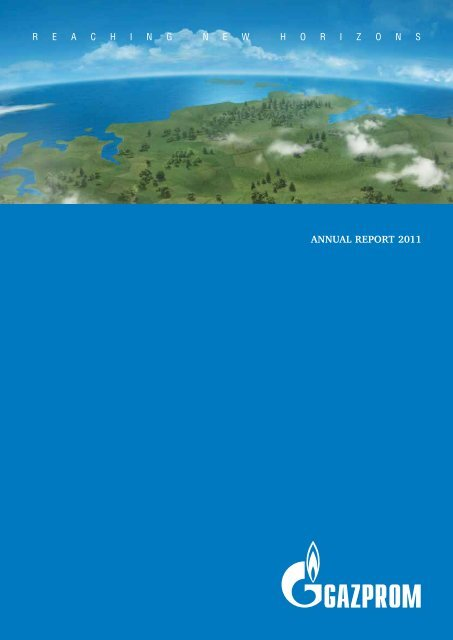 2011 Annual Report - Gazprom
