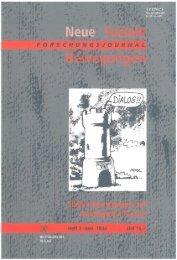 Vollversion (5.51 MB) - Forschungsjournal Soziale Bewegungen