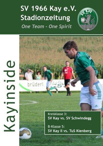 Kayinside_SV Schwindegg