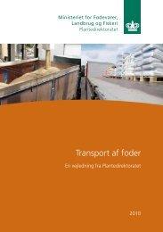 Transport af foder 2010