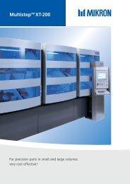 Multisteptm XT-200 - Mikron