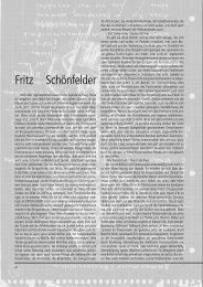 Fritz Schönfelder - Galerie Laterne