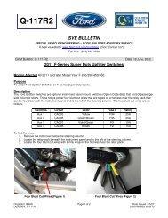 q-117r2 sve bulletin - South Bay Riders