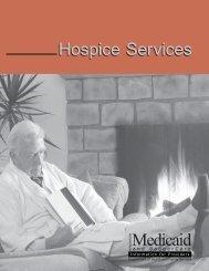 Hospice Services Handbook - Wisconsin.gov