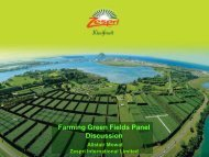 Farming Green Fields Panel Discussion - Forest and Bird