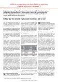 Courrier de l'UFICT - Féderation - La cgt - Page 2