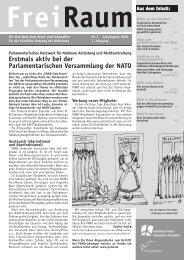 Freiraum 2008 - 2 - Gewaltfreie Aktion Atomwaffen Abschaffen