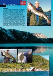 Norwegen - Fishermen Travel Club