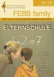 Eltern - Freie Evangelische Bekenntnisschule