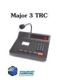 Major 3 TRC - Funktronic