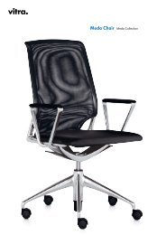 Meda Chair Meda Collection