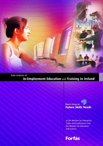 Data Analysis of In-Employment Education and Training in Ireland