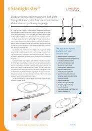 Starlight sler® - FM Dental Produkty Dla Stomatologii