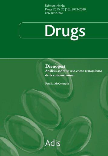 ADIS DRUG EVALUATION - Dienogest - Gador SA