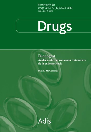 ADIS DRUG EVALUATION - Dienogest - Gador SA