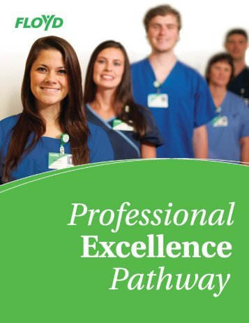Professional Excellence Pathway (PEP) - Floyd Medical Center