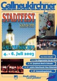 2003 Juni - Gallneukirchen