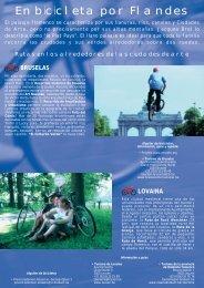 En bicicleta por Flandes - Flandes y Bruselas