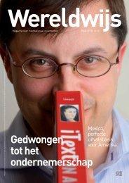 Gedwongen tot het ondernemerschap - Flanders Investment & Trade