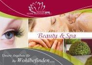 Beauty & Spa Angebote - Fontane Therme