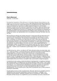 Chargement PDF (90 KB) - Fondation Beyeler