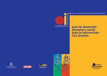 guía de desarrollo personal y social para la intervención ... - Forem