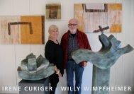 IRENE CURIGER · WILLY WIMPFHEIMER - Galerie Weiertal