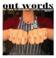 the voice of Montana's LGBTIQ community - The Western Montana ...