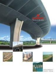 Annual Report 2005-2006 - Gammon India