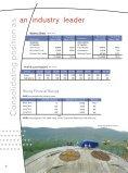 Annual Report 2005-2006 - Gammon India - Page 6