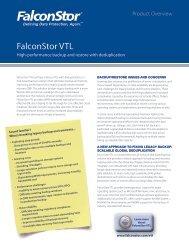FalconStor VTL - ADN