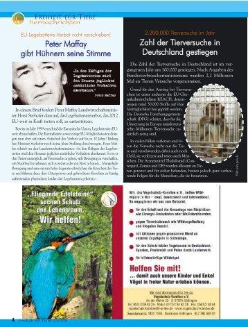 pdf-download - Magazin Freiheit für Tiere