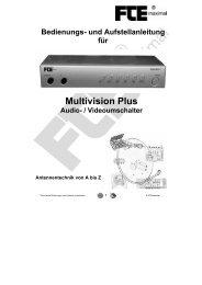 Multivision Plus - FTE Maximal