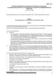 2.9.1 - Gewerbeaufsicht - Baden-Württemberg