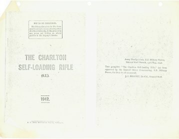 Charlton Self-Loading Rifle manual (English, 1942).pdf - Forgotten ...