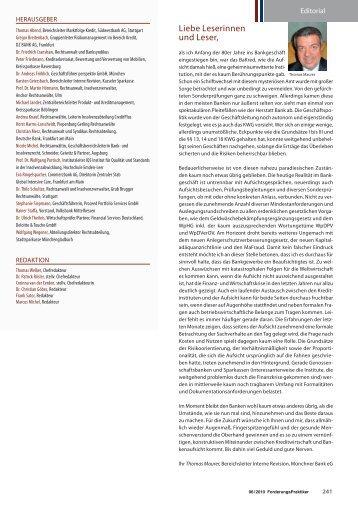 Ausgabe 06 / 2010 - ForderungsPraktiker
