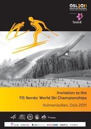Holmenkollen, Oslo 2011 - FIS