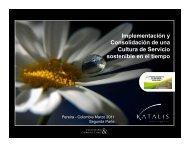 Presentacion Marzo 2011 servicios parte 2