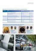 Schmierstoffe für die Papierindustrie - Fuchs Europe Schmierstoffe ... - Seite 7