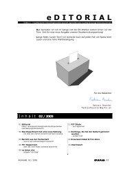Ausgabe 2 - Fachschaft Raumplanung