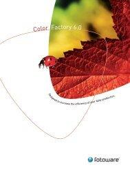 Color Factory 6.0 - FotoWare
