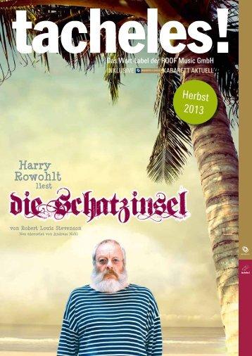 Harry Rowohlt - S. Fischer Verlag
