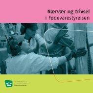 Nærvær og trivsel i Fødevarestyrelsen, pdf 578 KB