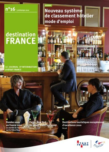 printemps 2010 de - Maison de la France