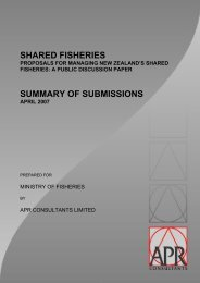 Download Summary of Submissions Document (PDF 552kb)