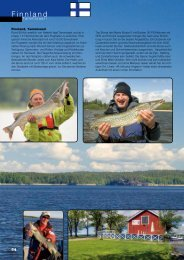 Finnland - Fishermen Travel Club