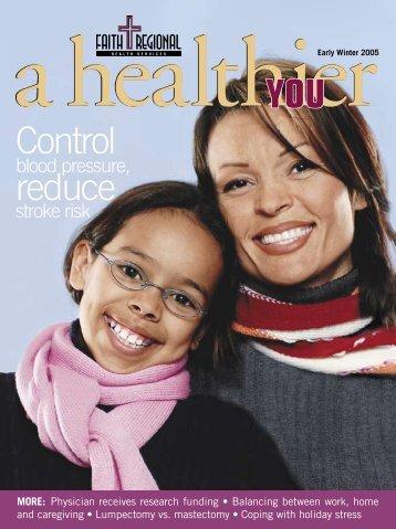 Winter 05 - Faith Regional Health Services